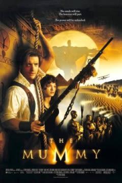 Filmposter van de film The Mummy (1999)