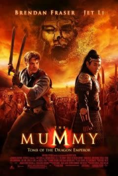 Filmposter van de film The Mummy: Tomb of the Dragon Emperor (2008)