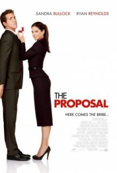 Filmposter van de film The Proposal