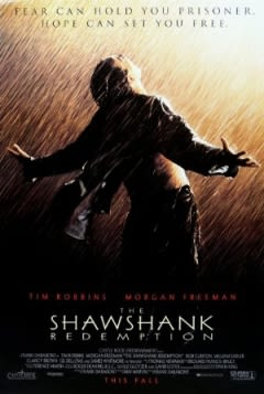 Filmposter van de film The Shawshank Redemption