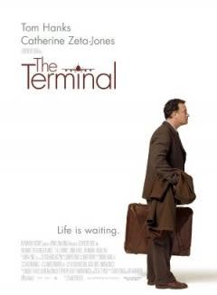 Filmposter van de film The Terminal