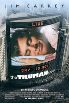 Filmposter van de film The Truman Show