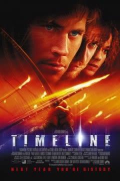Filmposter van de film Timeline