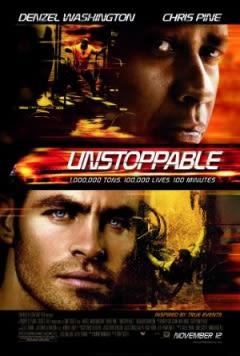 Filmposter van de film Unstoppable (2010)