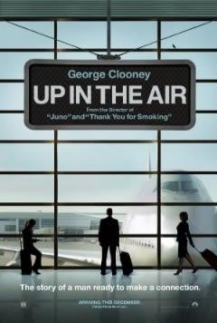 Filmposter van de film Up in the Air