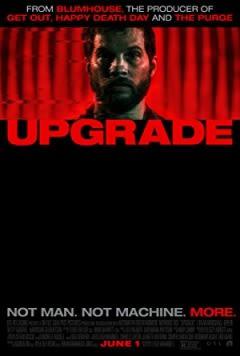 Filmposter van de film Upgrade (2018)
