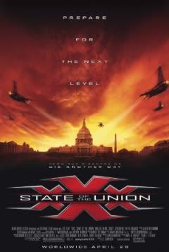 Filmposter van de film xXx: State of the Union