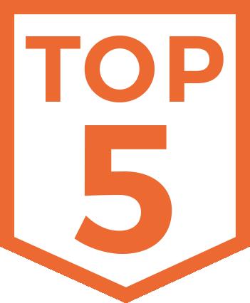 Top 5 shield