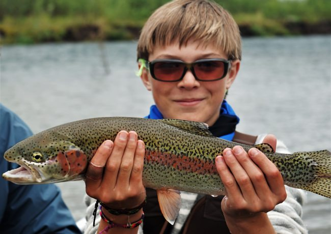 Make it a family affair! ...  Experience the Alaska we can take you to! www.akrainbow.com