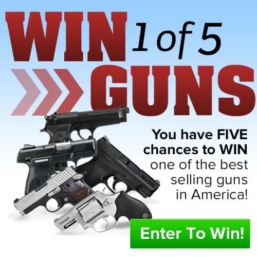 Check out this amazing giveaway from Official U.S. Concealed Carry Association Page - USCCA!  Enter HERE---> http://bit.ly/1CLTXFZ