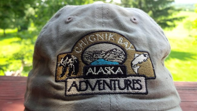 Thanks for the cool cap and looking forward to more Chignik Salmon adventures like we had in the 1990's !! ;))