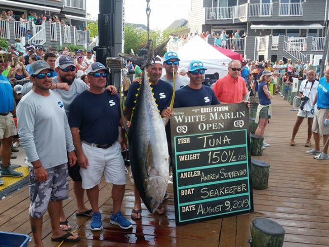 2nd place big fish currently worth $100,000+. #WMO #FinandField