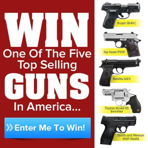 Amazing giveaway from our friends at Official U.S. Concealed Carry Association Page - USCCA!  ENTER HERE ---> http://bit.ly/1IeBAFD