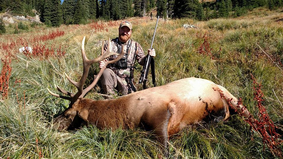 Russell Pond & B Bar C Outfitters: Elk or Deer Hunt