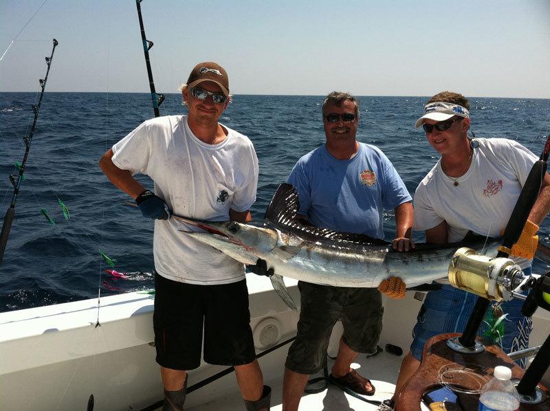 White Lightning: Ocean City,  MD Tuna/Marlin