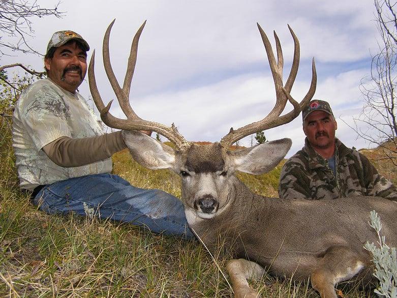 GT Outfitters: Deer Hunts