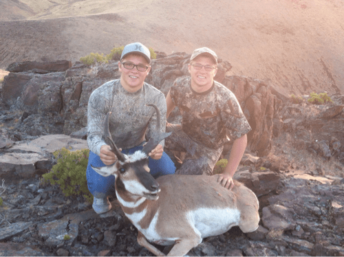 Secret Pass Outfitters: Antelope Hunts