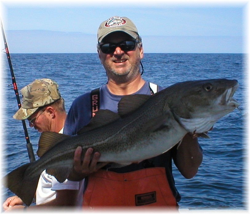 Aquaholic Sport Fishing & Newenglandangler.Com.: Half Day  CABO Express