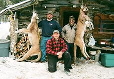 Juniper Mountain Outfitters: Mountain Lion Hunts