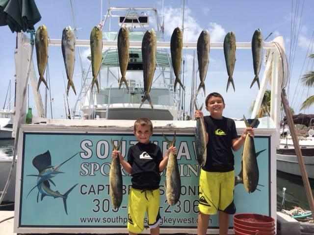 Southpaw Fishing: Full Day Trip