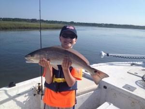 North Myrtle Beach Fishing Charters: Logan's Love Inshore Fishing Charters