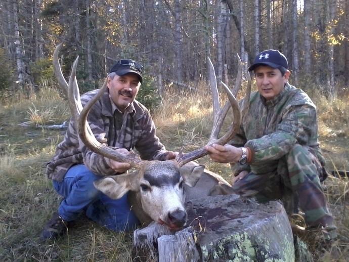 Sierra Blanca Outfitters: Mule Deer Hunt