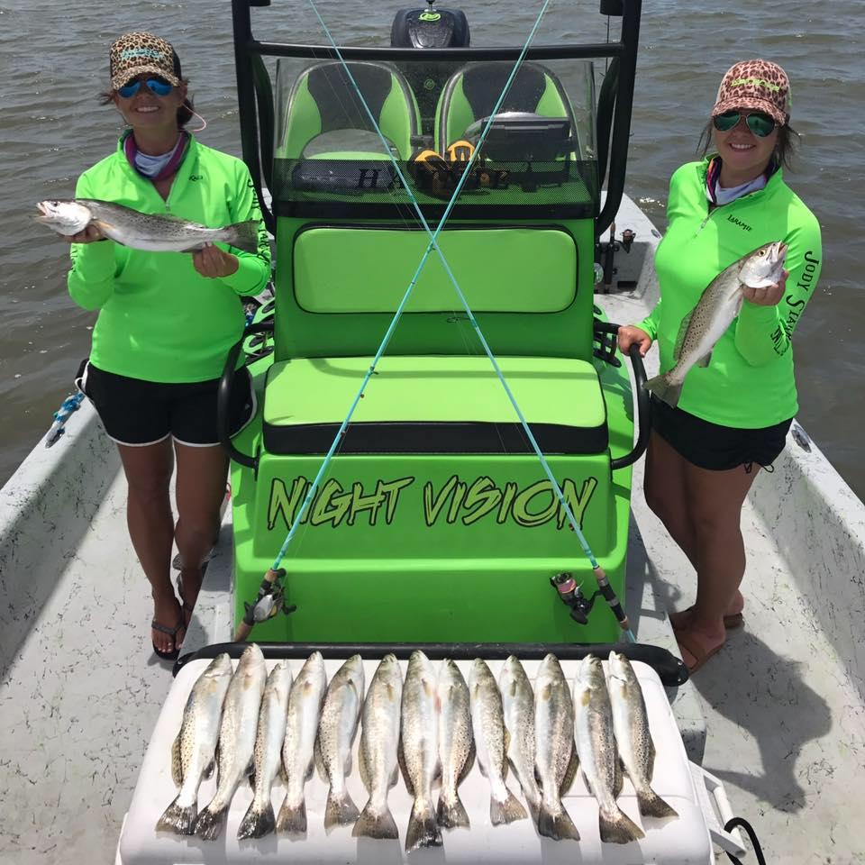 Jody Starr Outfitting: FISHING!