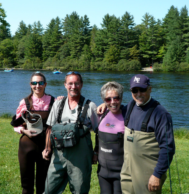 Maine Quest Adventures: Guided Fly Fishing 3 Day