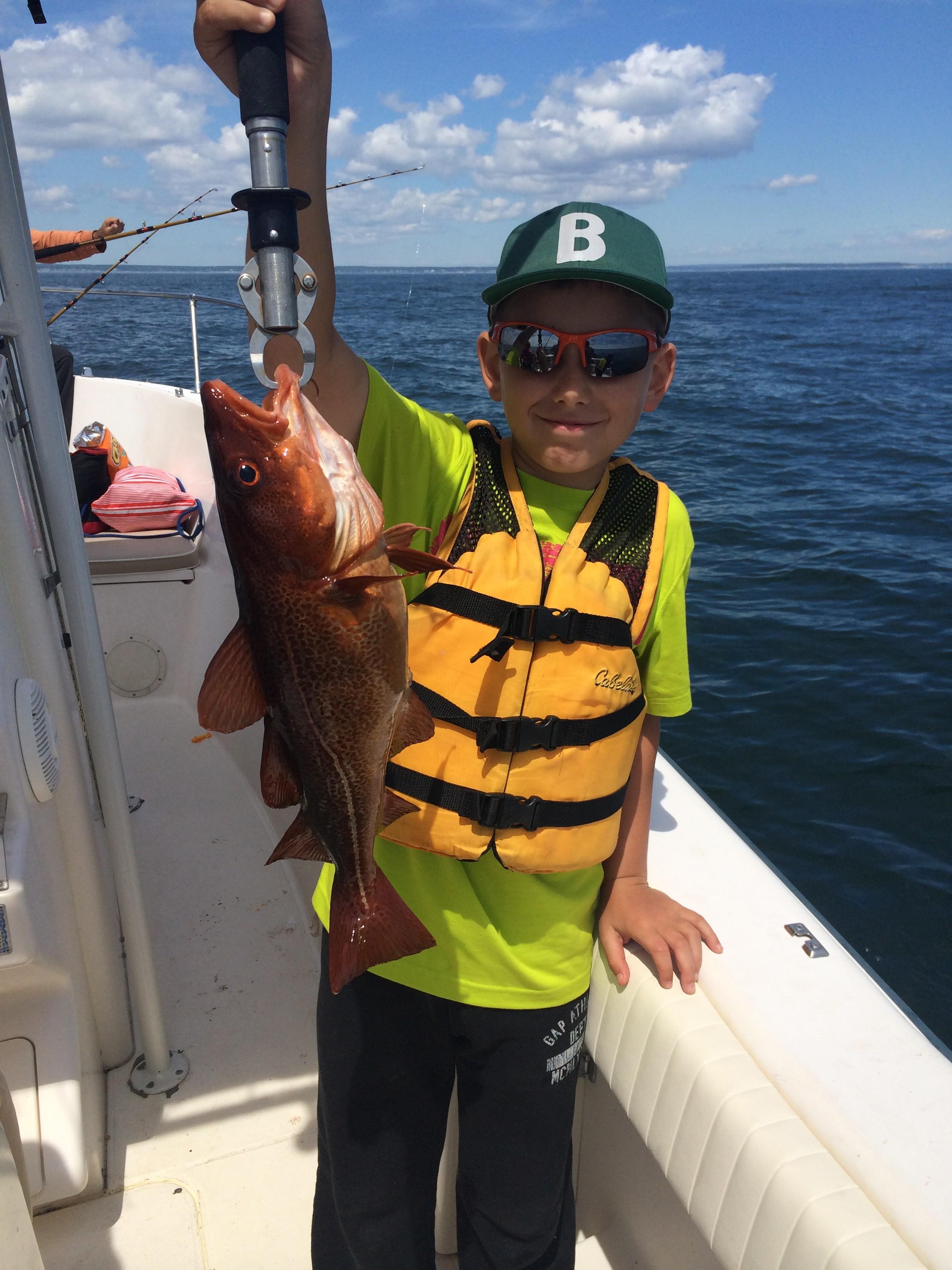 Fish Portland Maine: Family Fun Trip
