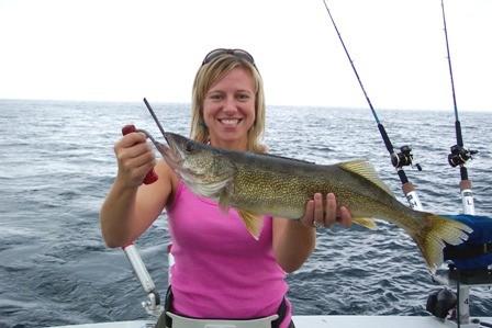 Lucky Strike Sportfishing: Steelhead trout Charter