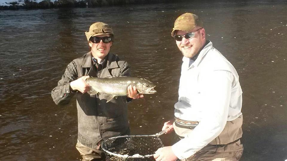 Absaroka Beartooth Outfitters: FLOAT FISHING TRIPS