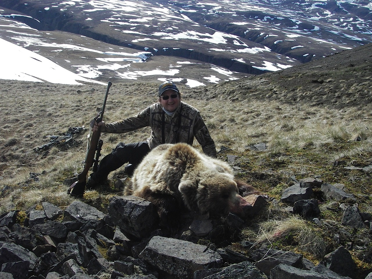 D And L Outfitters: Bear Hunts