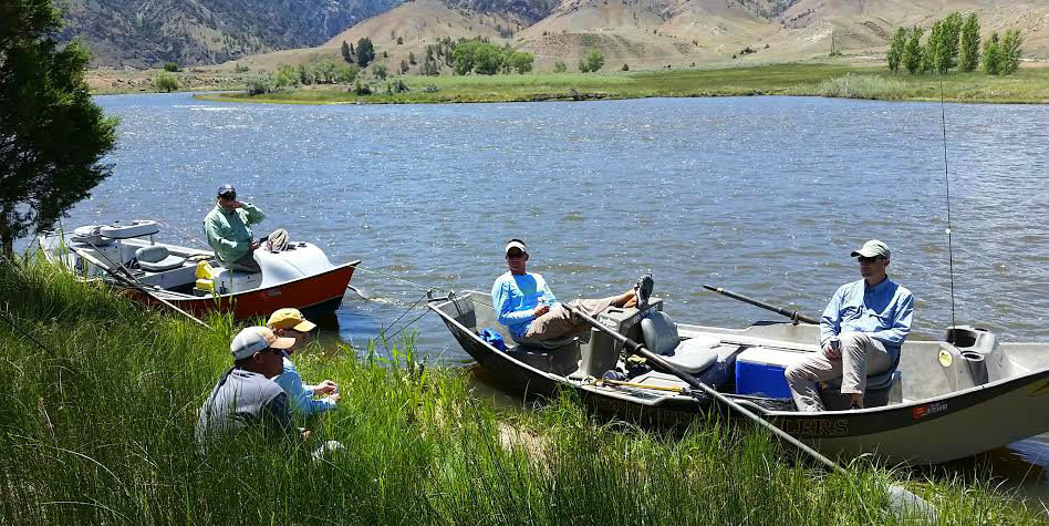 Grey Reef Anglers And Wingshooting: All Inclusive Lodging & Float Trip Package