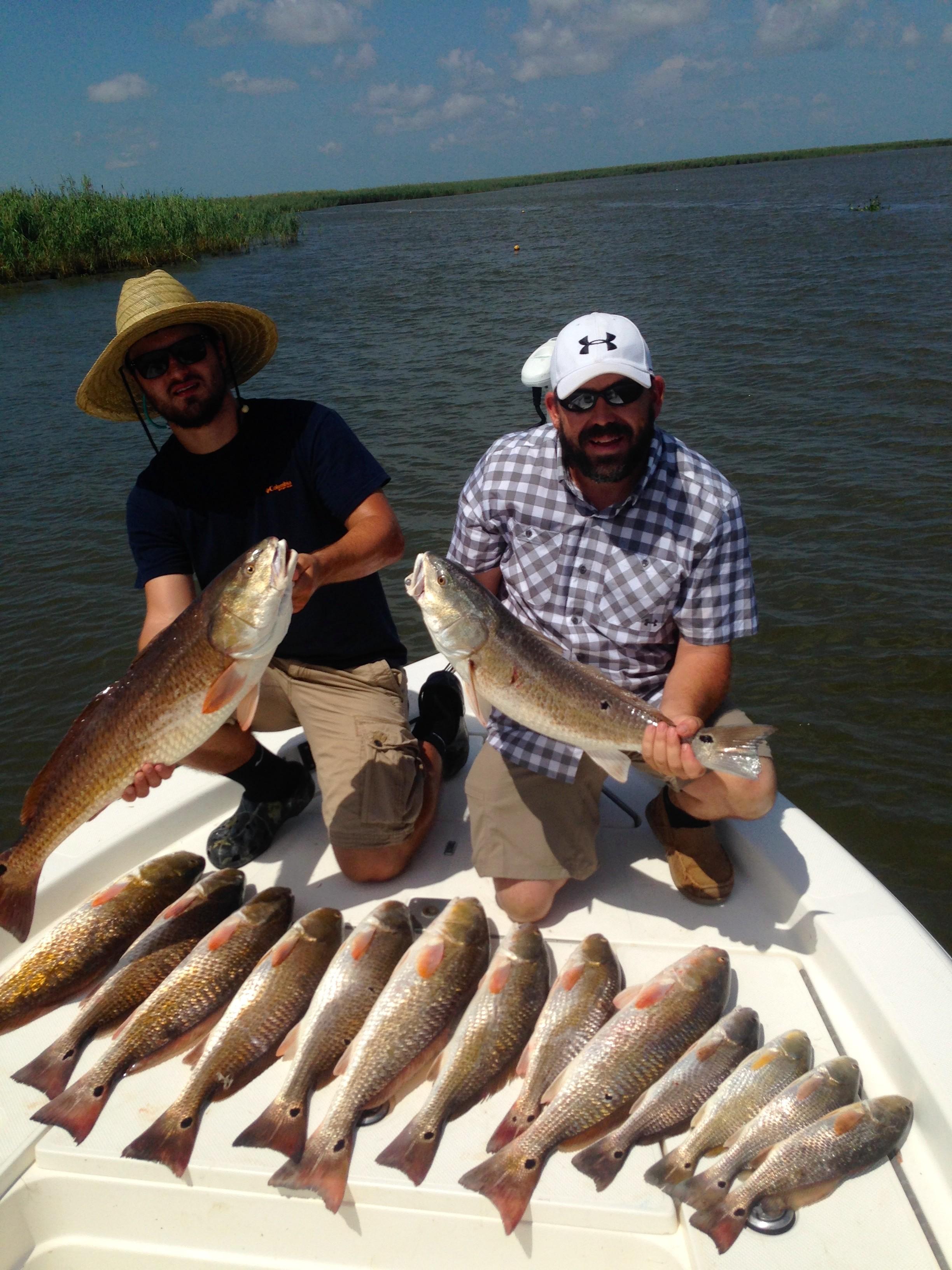 Super Strike Charters: Inshore Fishing Trip