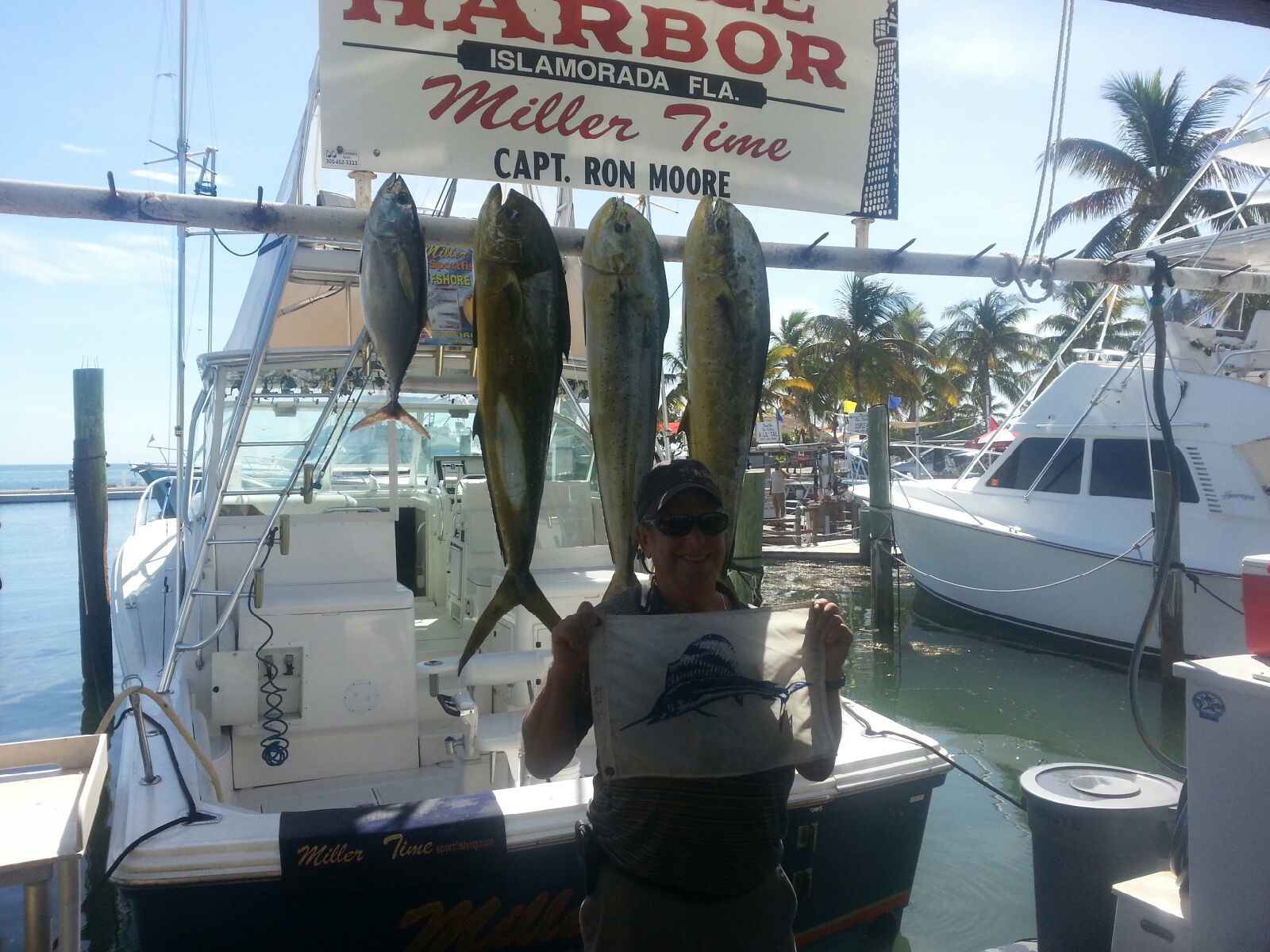 Miller Time Sportfishing: Example Full Day Trip