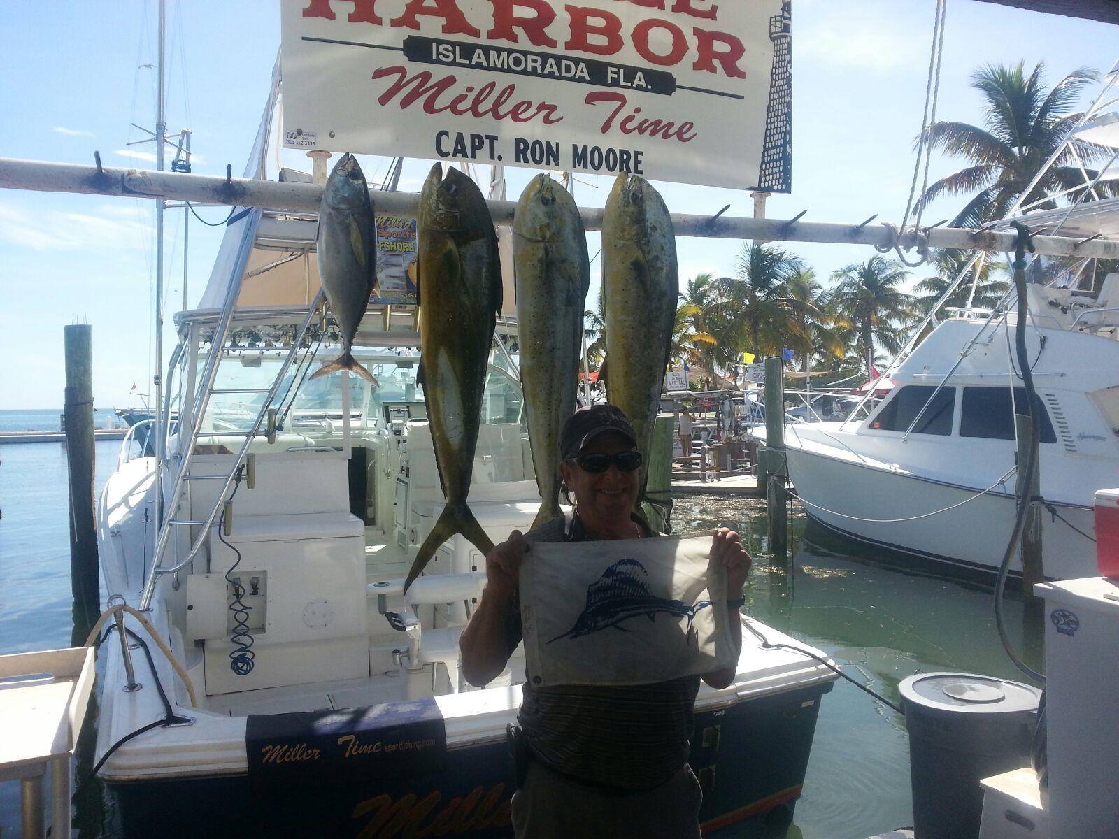 Miller Time Sportfishing: Example Full Day Trip