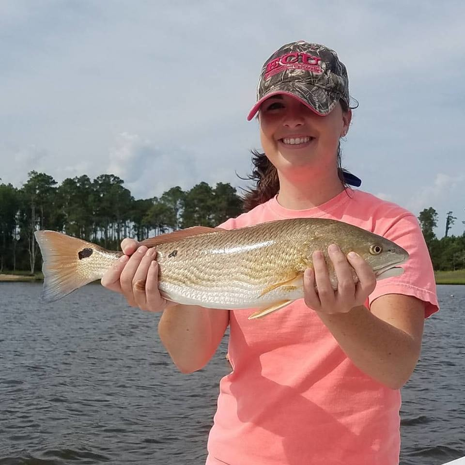Spec Fever Guide Service: 3/4 day fly and light tackle fishing