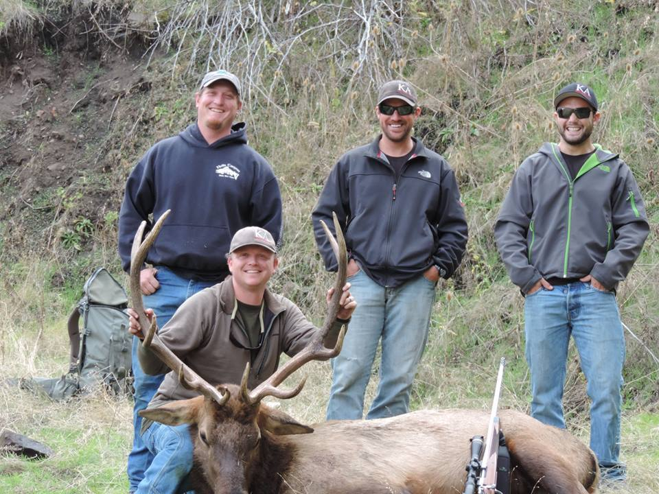 Killgore Adventures: Guided Whitetail Hunts