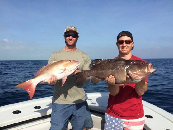 Catchalottafish: 1/2 Day Fishing Trip
