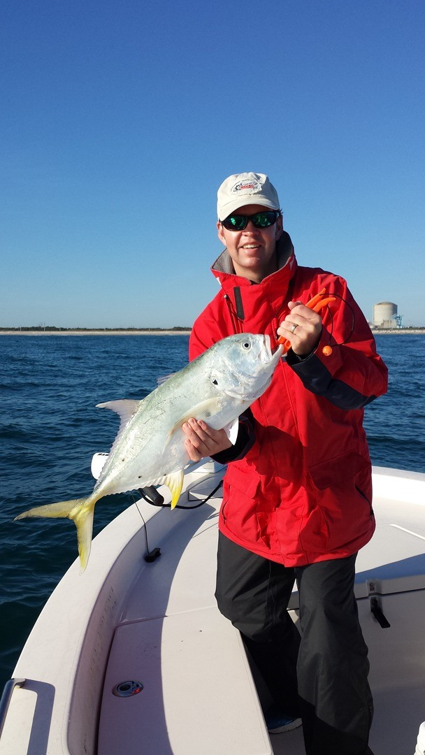 St. Lucie Flats Fishing: Near Shore 1/2 Day