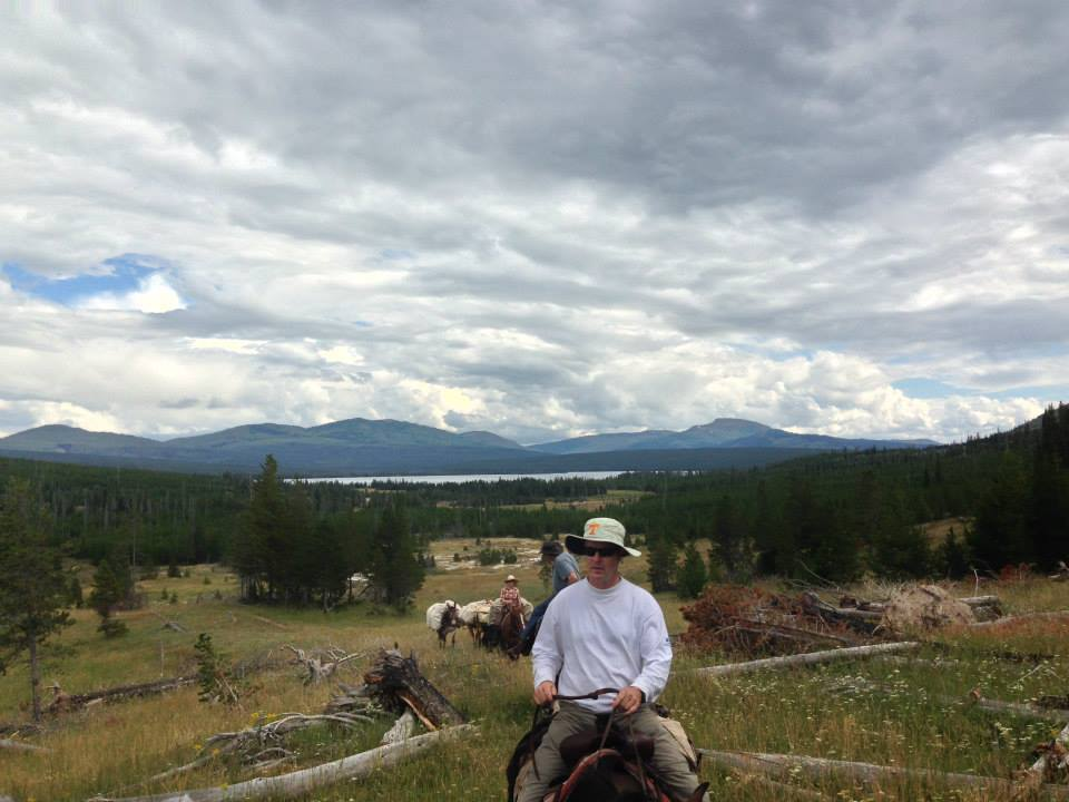 Cache Creek Outfitters: Trail Rides