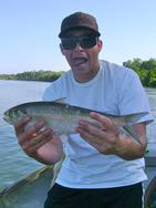 Seth Mitchells Guide Service: Shad Fishing Trips