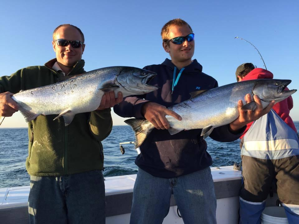 Salmon River Lighthouse & Marina: Good Times Sportfishing