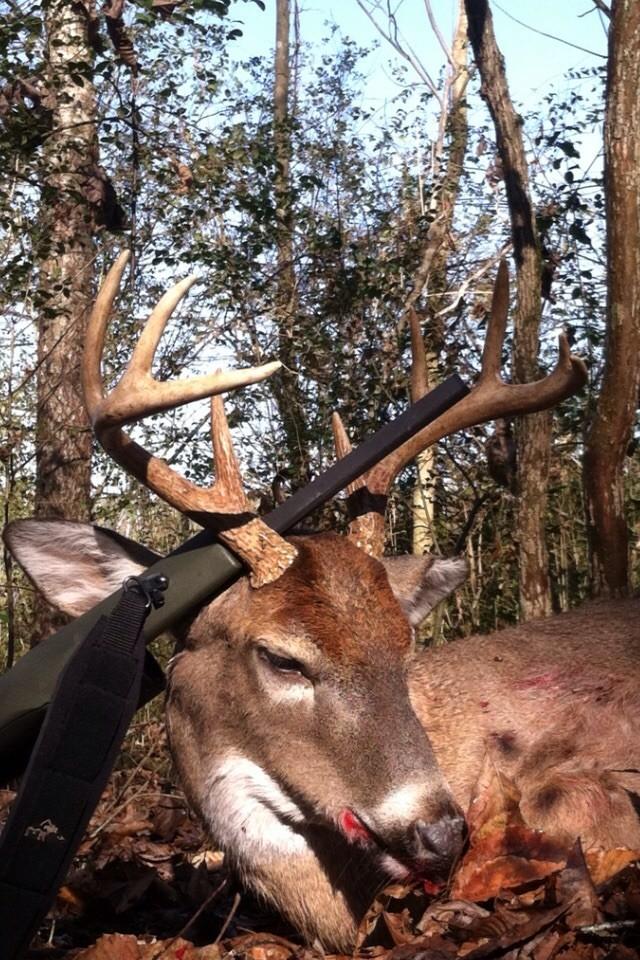 Mann Mountain Outfitters: Trophy Alabama Deer Hunts