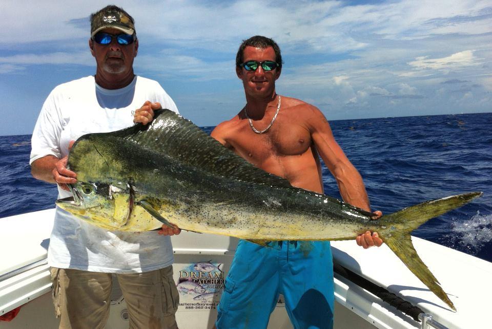 Dream Catcher Charters Inc: Deep Sea Fishing 32 ft boat