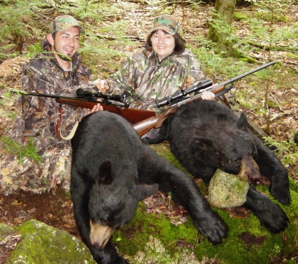 Mountain View Drifter Lodge & Outfitters: Bear Hunts