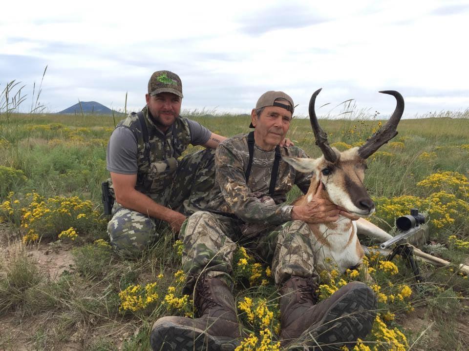 New Mexico Trophy Hunt : Buck Antelope Hunt