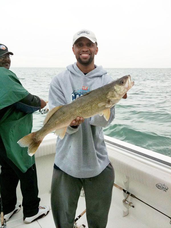 Mega Bites Charters: 3/4 Day Fishing Trip