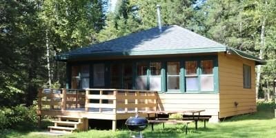 Everett Bay Lodge On Lake Vermilion: Rental Cabin 6