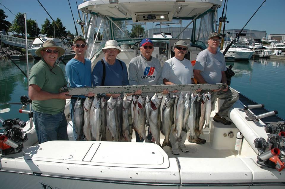 Blue Horizon Sport Fishing: Charter Trips